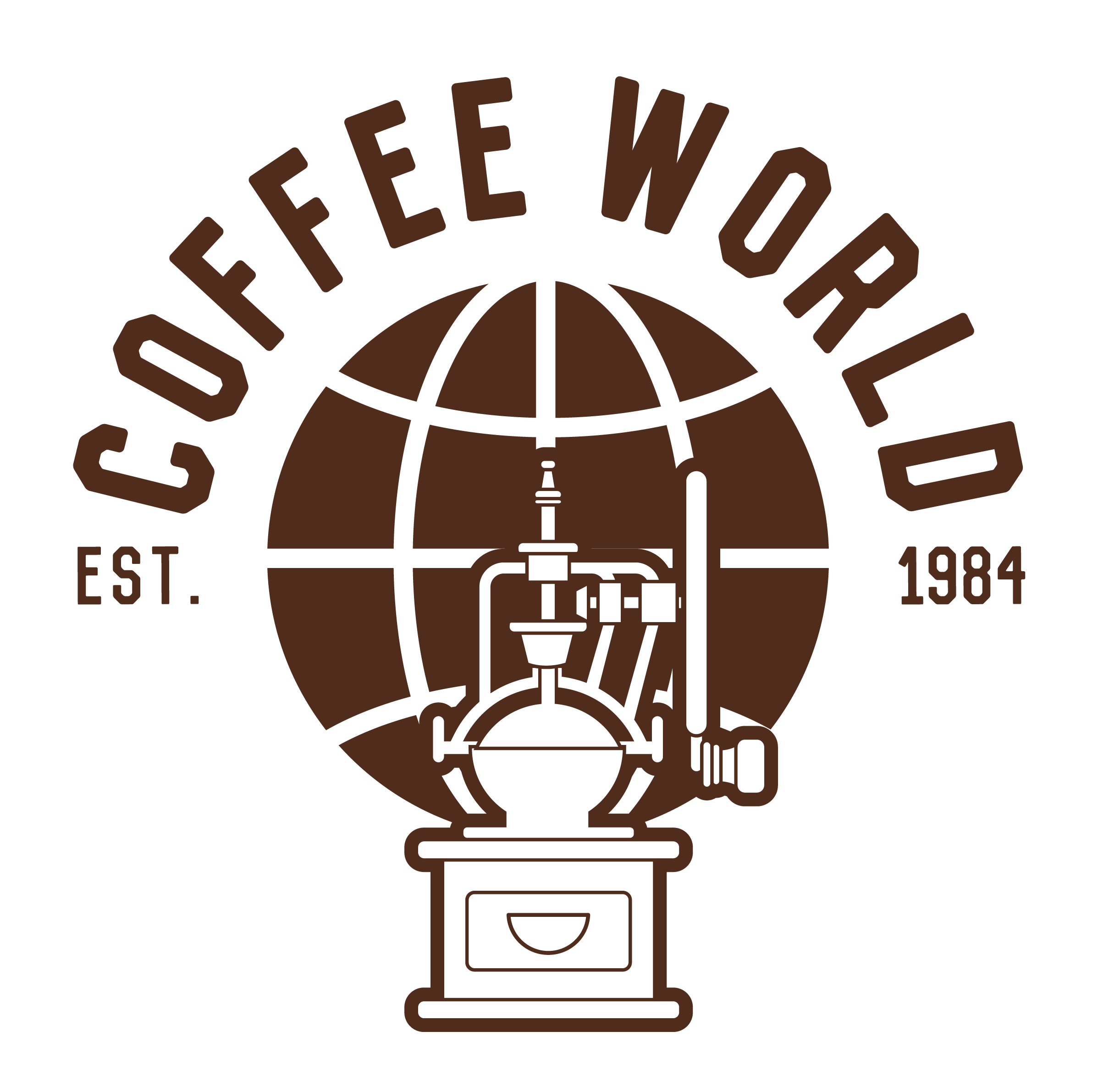 Coffee World | Retail Shop